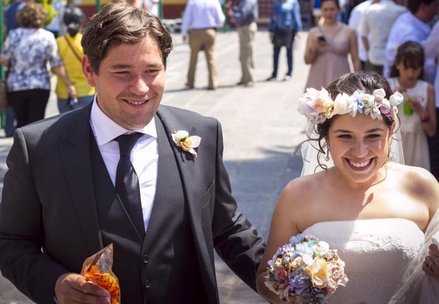 Hochzeit - Just Married
