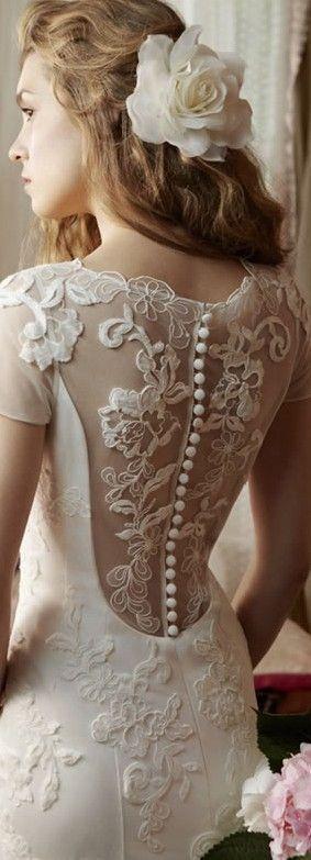 Mariage - Robes de mariée en dentelle
