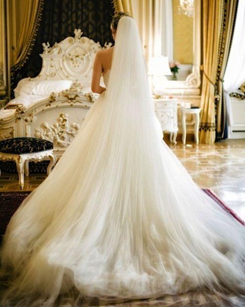 Свадьба - Собор Завеса красивые...
