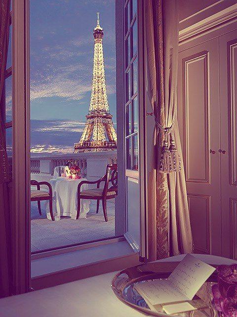 Wedding - Paris, The best Honeymoon Destination