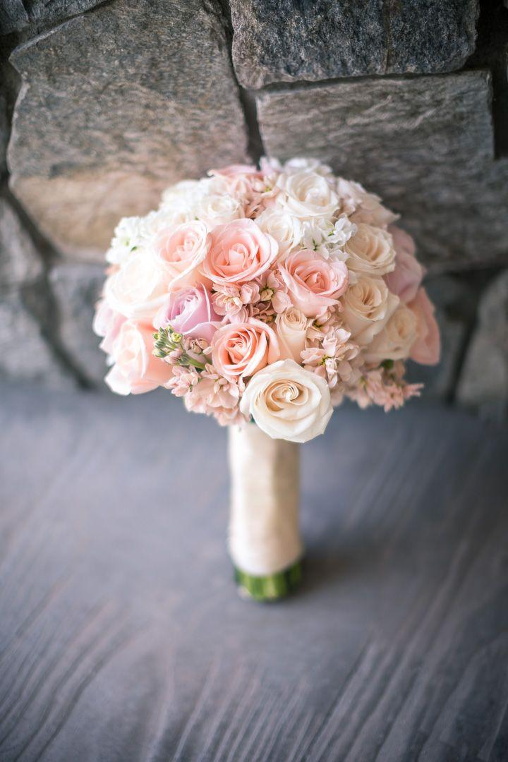 Wedding - Such A Beautiful Spring Wedding Bouquet! Strawberry Farms Wedding Photography