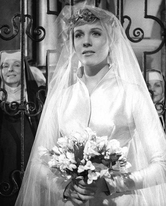 Celebrity Wedding Julie Andrews The Sound Of Music