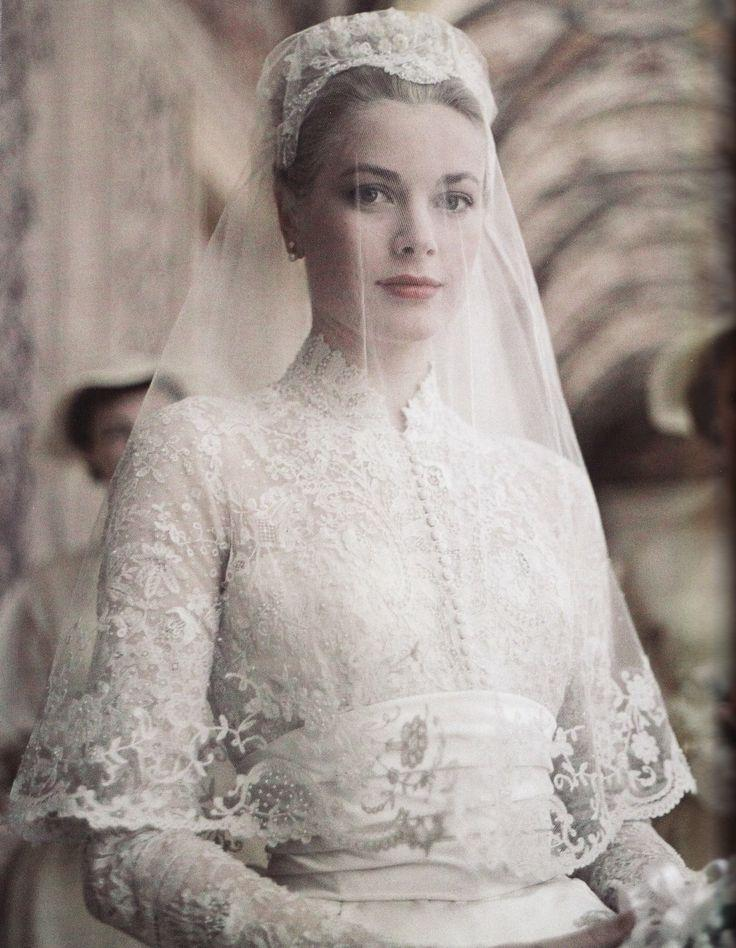 Celebrity Wedding Grace Kelly Wedding 2048210 Weddbook