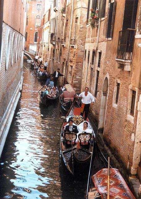 Hochzeit - Venice Wedding