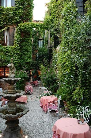 Свадьба - Hotel Flora, Венеция, Италия
