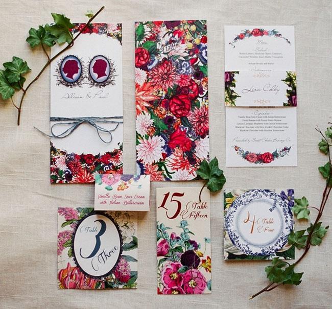 Mariage - Mariage Secret Garden: Allison Paul