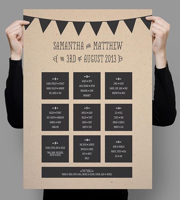 tri fold poster design