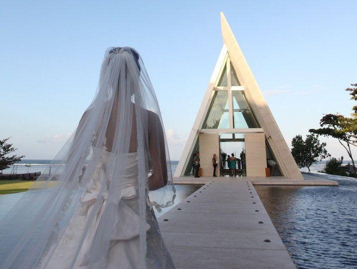 زفاف - الوجهة الزفاف: بالي وتايلاند