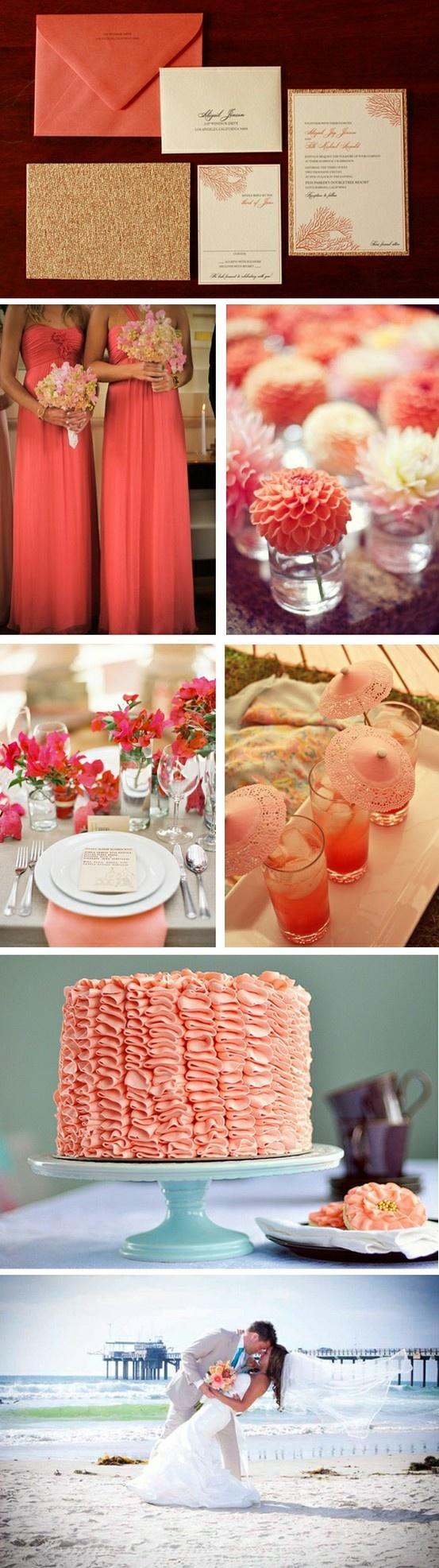 Wedding - Wedding - Coral
