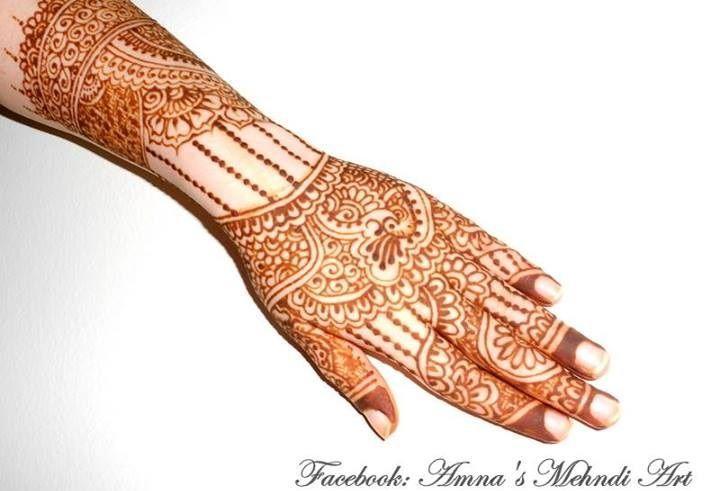 Wedding - Mehndi Art