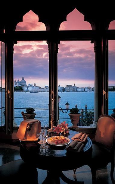 زفاف - تشبرياني الفندق، البندقية، إيطاليا