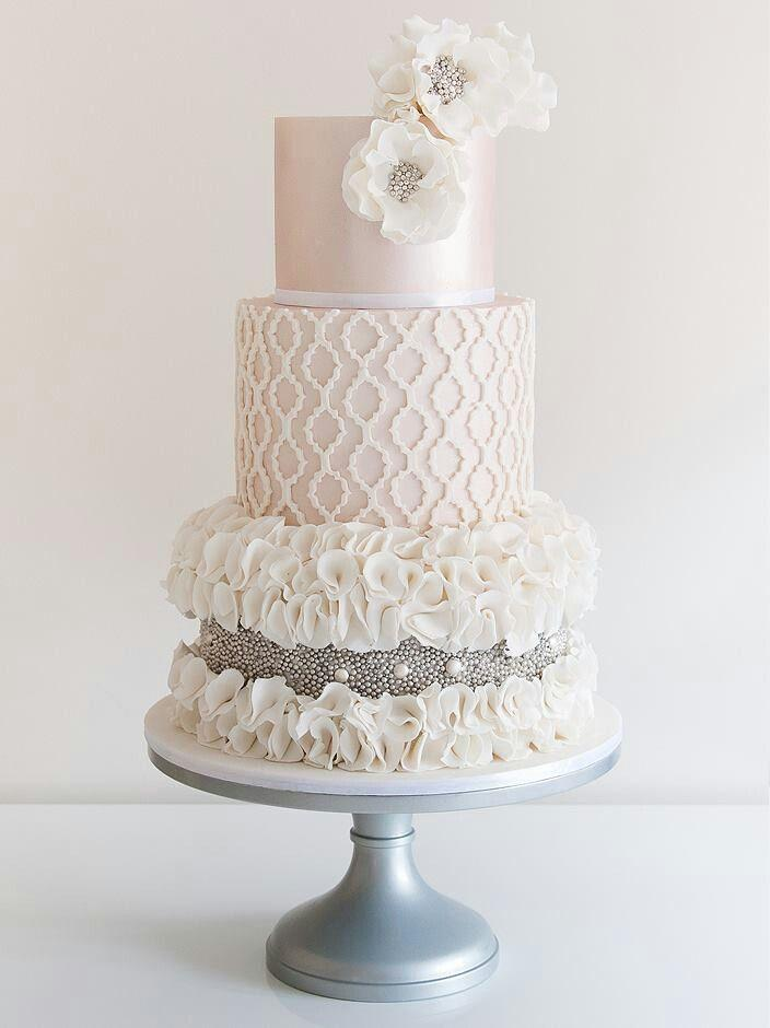 Wedding - Pretty Wedding Cake
