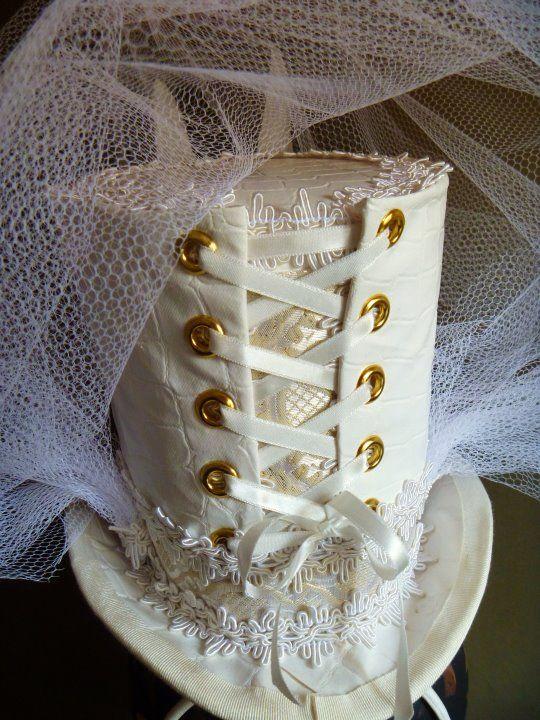 Hochzeit - Hochzeits-Hut