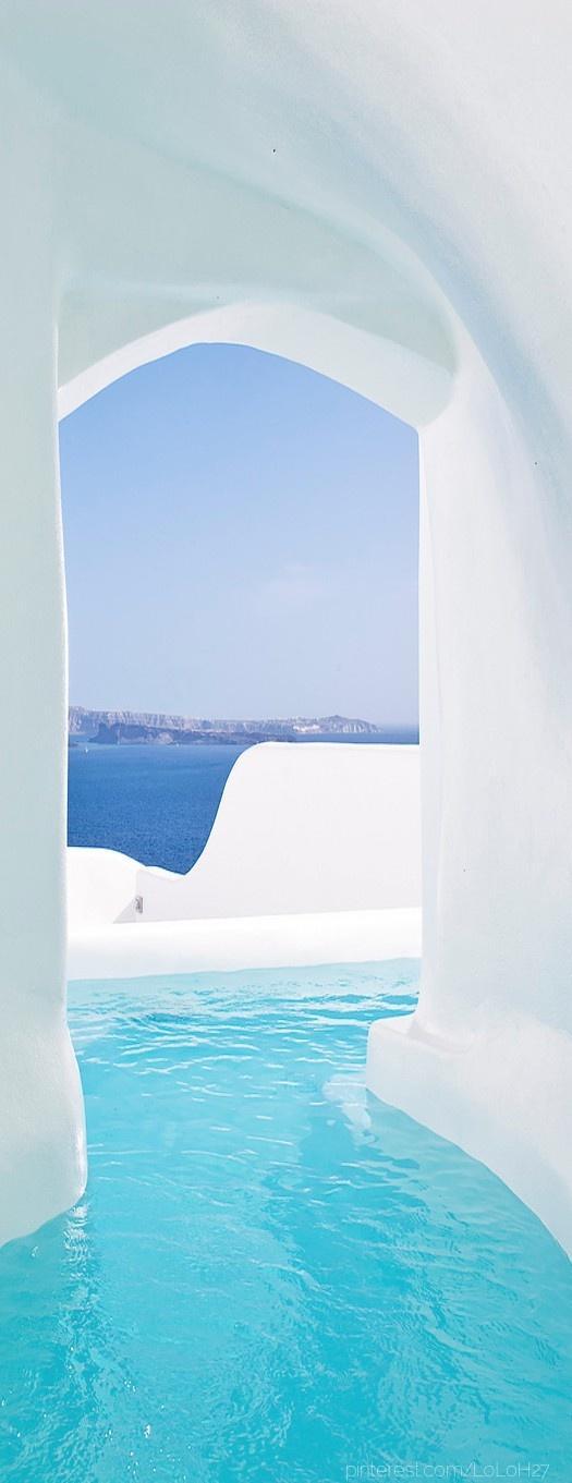 زفاف - فندق أويا، سانتوريني، اليونان