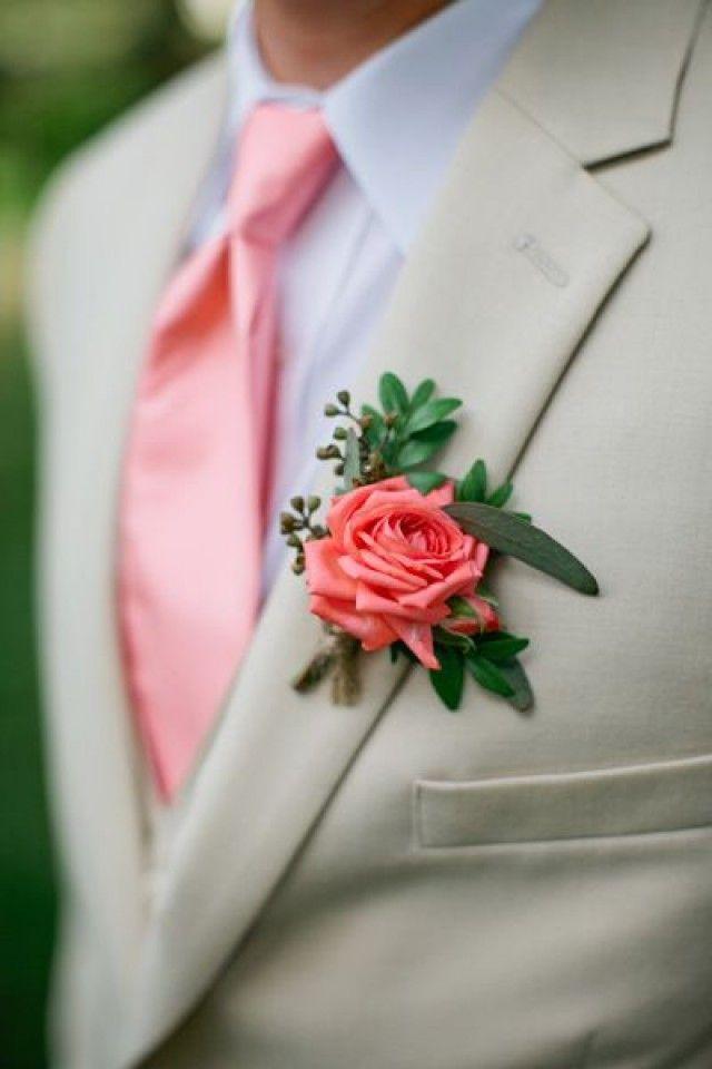 Mariage - Peach / mariage Coral