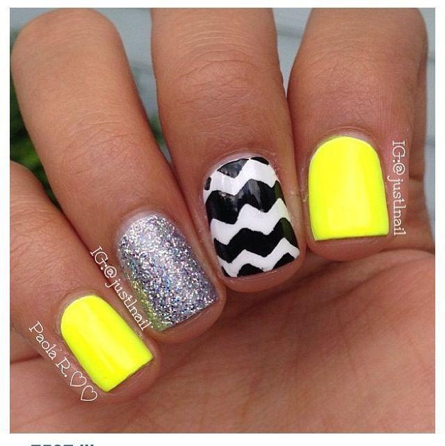 Nail - Cute Nails #2049150 - Weddbook