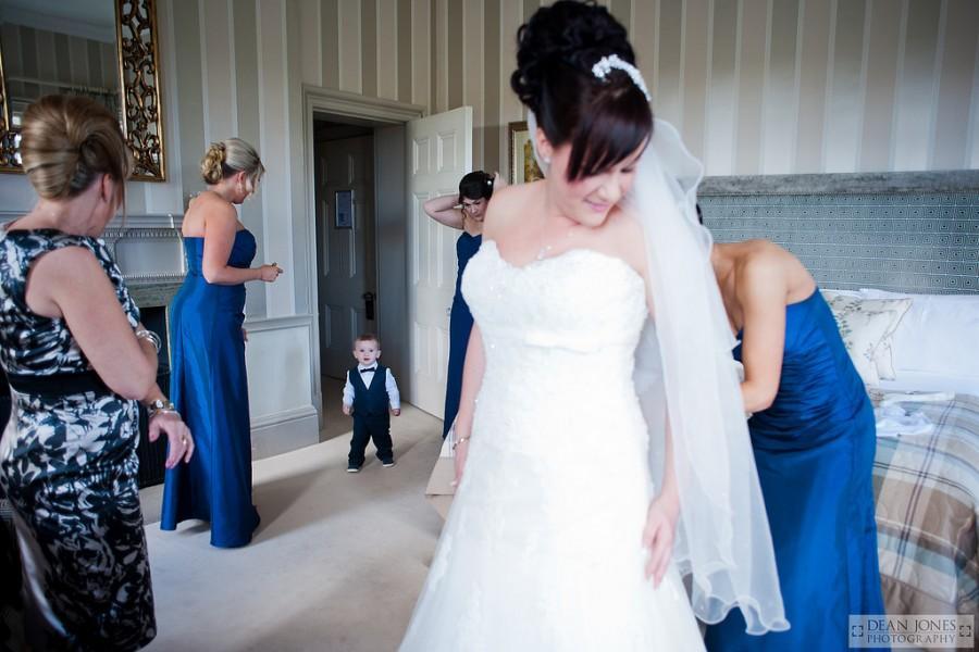 Mariage - Brockencote Hall Photographie de mariage