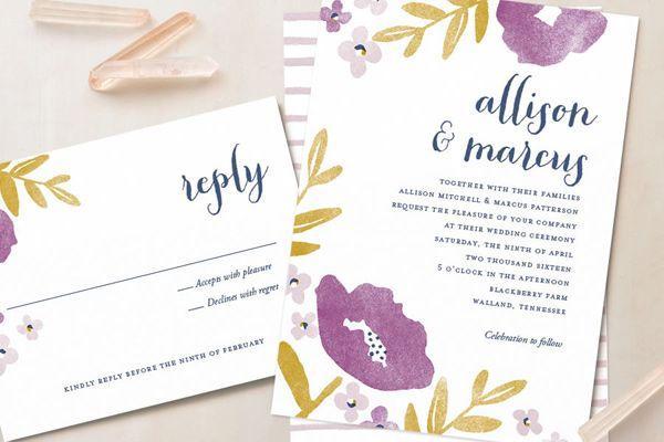 Wedding Invitation Giveaway