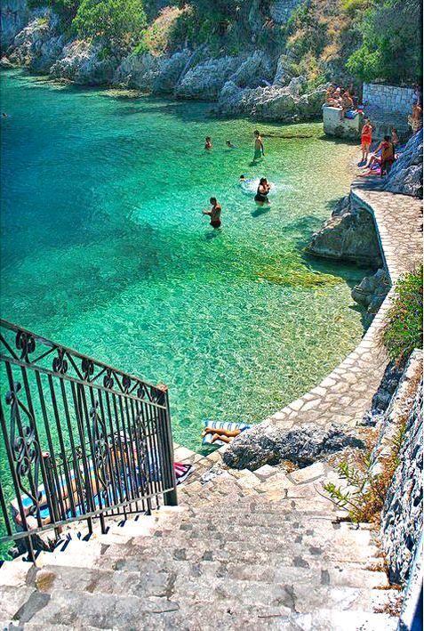 زفاف - جزيرة إيثاكا، اليونان