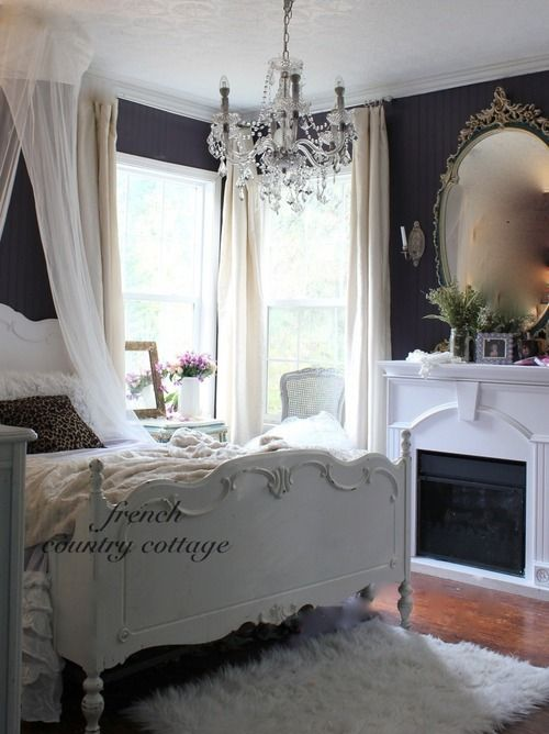 french country bedrooms country bedrooms and country cottages boudoir