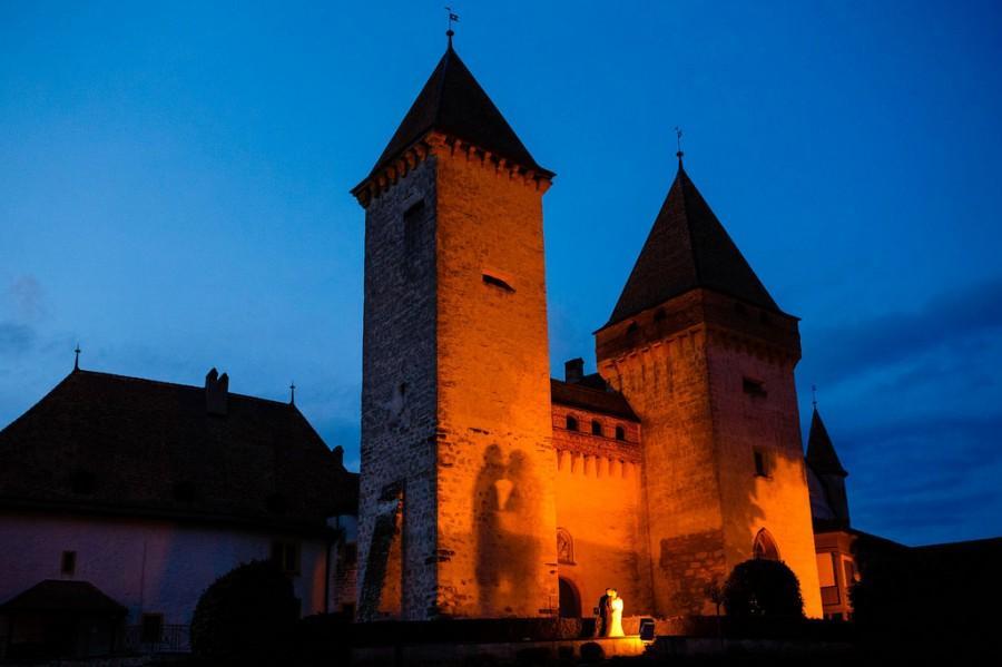 Wedding - Mariage-Chateau-De-La-Sarraz