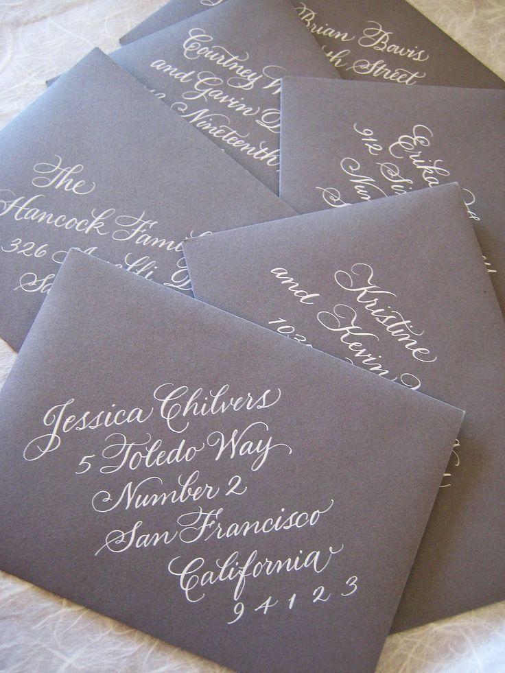 Свадьба - Вдохновение Галерея #104 - Типография