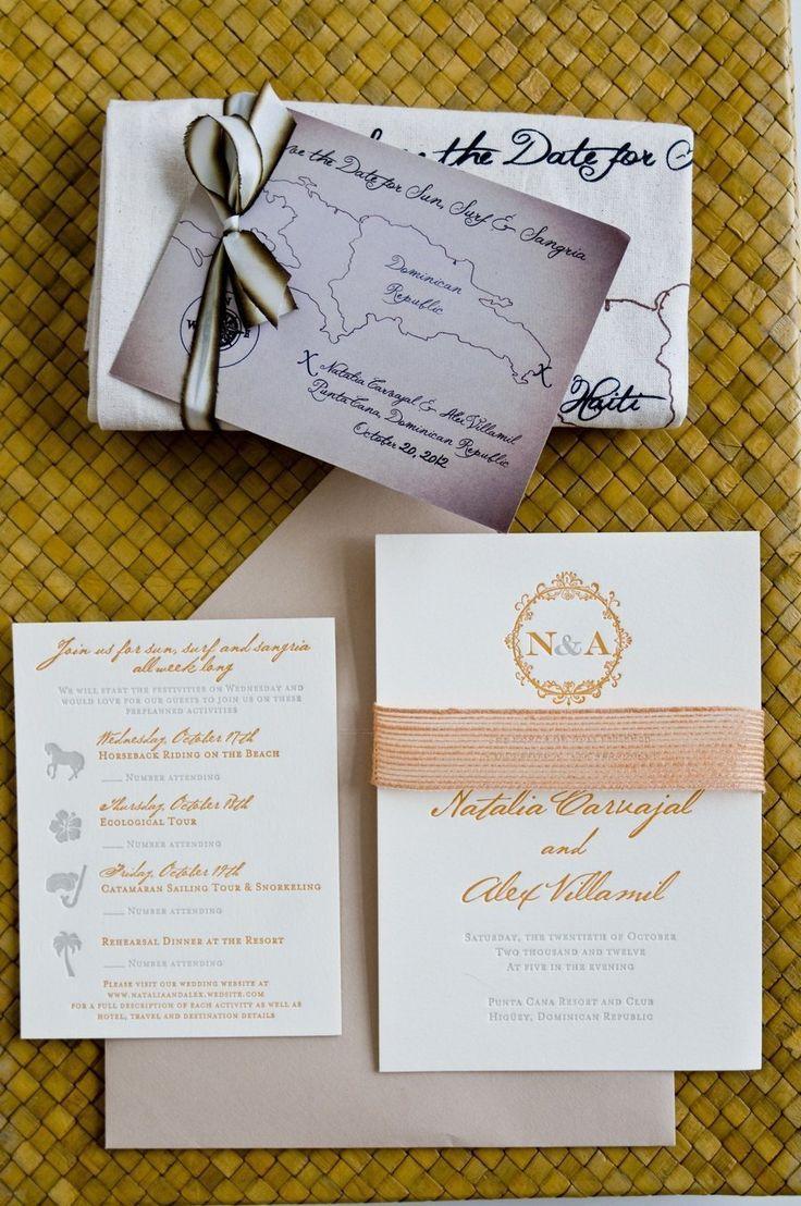 Mariage - Destination invitations de mariage