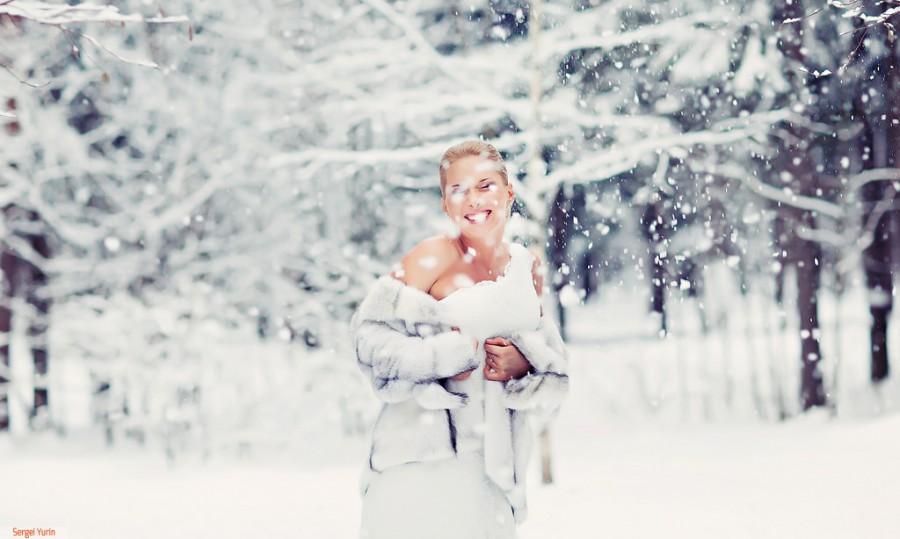 Wedding - Winter Bride
