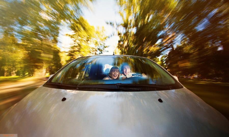 Wedding - Ride Fast!