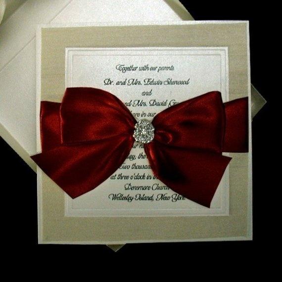 Hochzeit - Wedding Invite