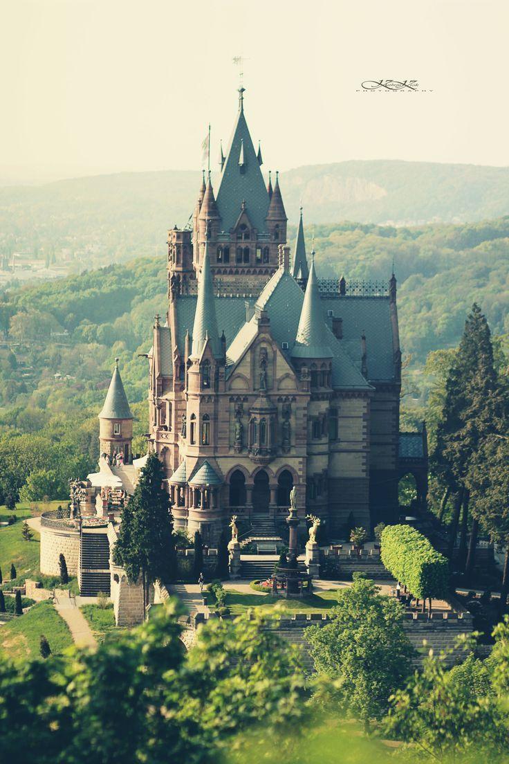 Wedding - Castle Drachenburg, Germany//