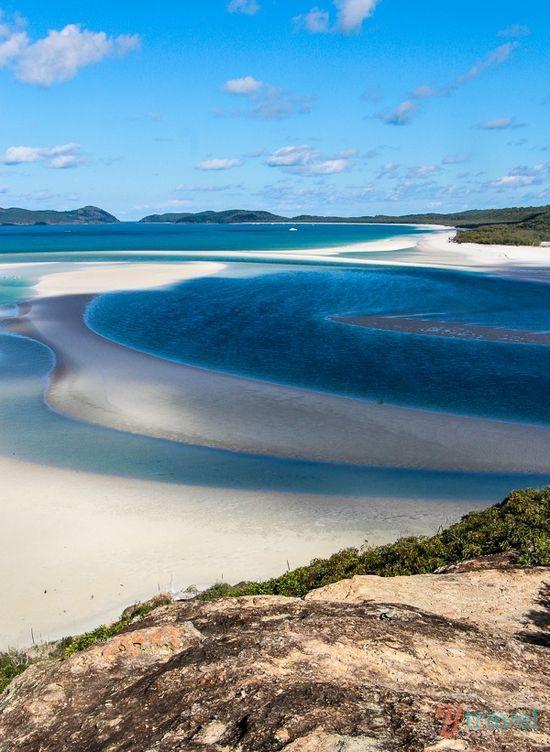 Mariage - Whitehaven Beach, Queensland, Australia
