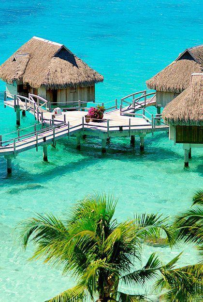 Amazing Beach Cottages In Maldives Of Honeymoon