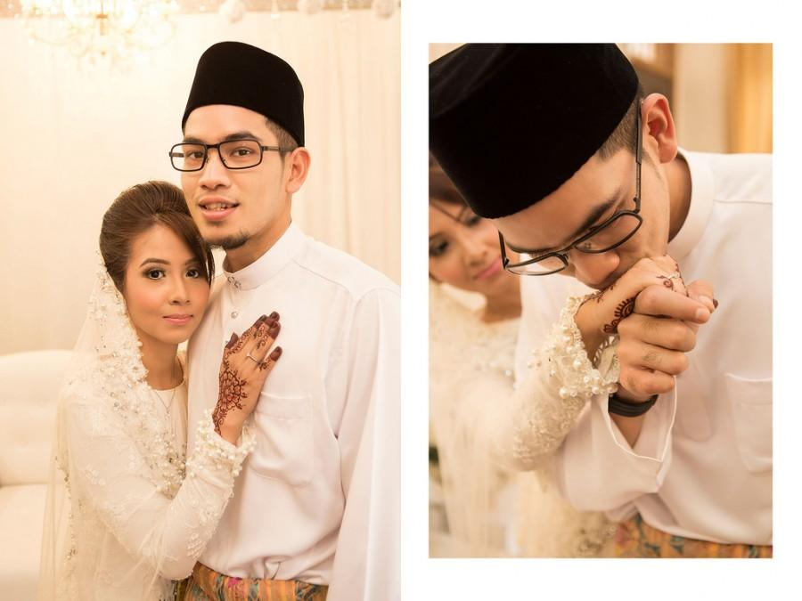 Wedding - Zaim & Sara Solemnization