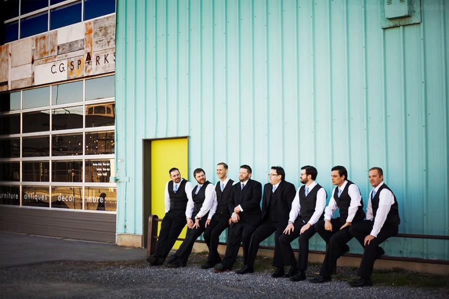 Wedding - Groom & His Men