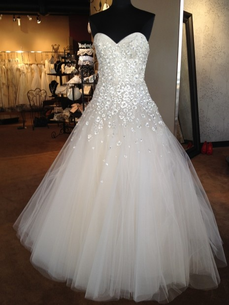 Hochzeit - 2012 Liancarlo Brautkleid-5806