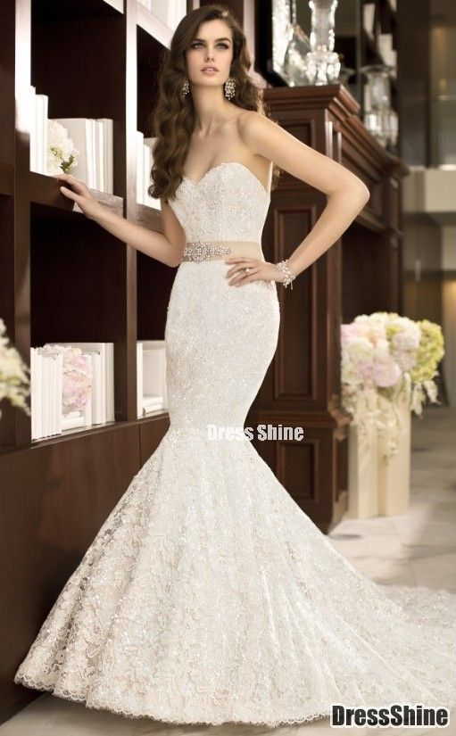 Wedding - Lace Wedding Dress Lace Wedding Dress
