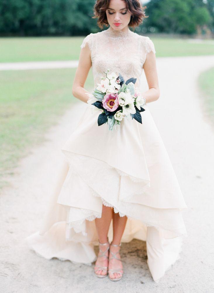زفاف - حفلات الزفاف - وهنا تأتي العروس