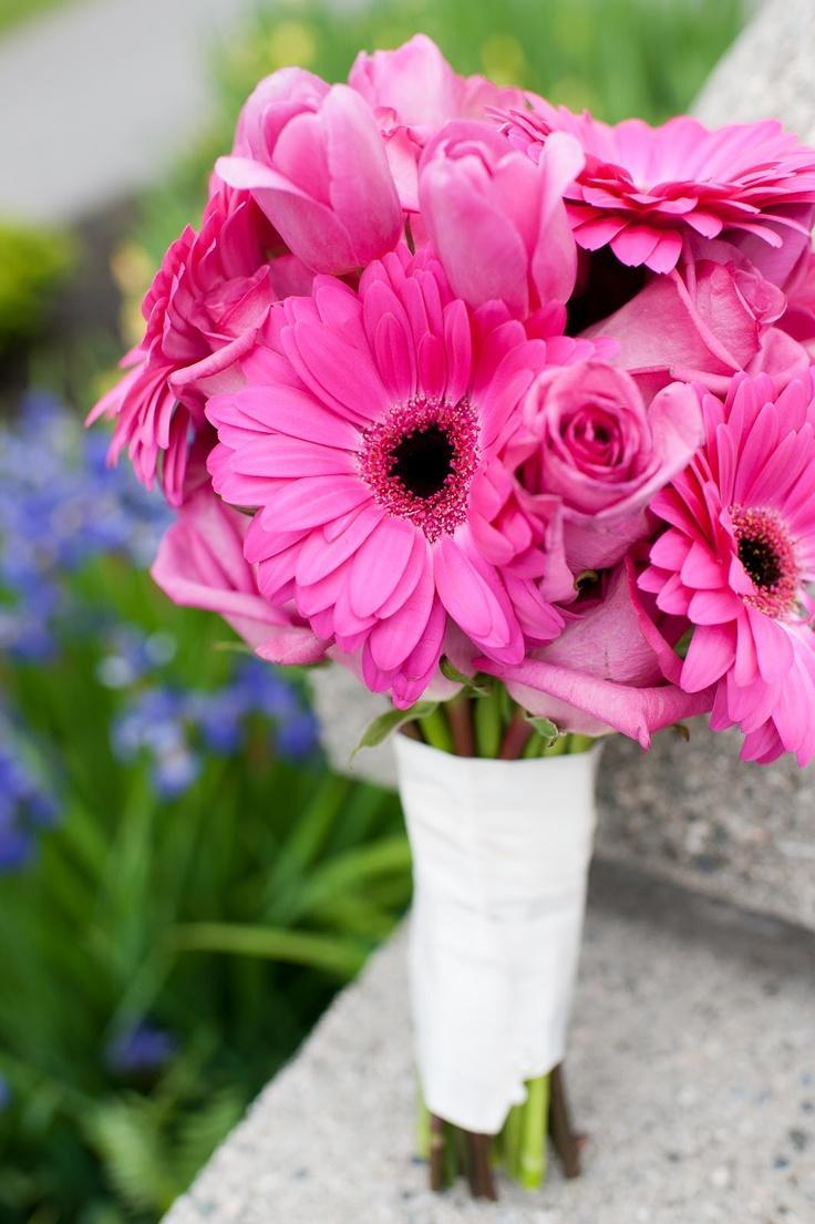 Hochzeit - Pink / Fuscia Hochzeits-Palette