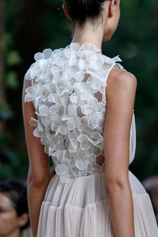 Свадьба - Красивое Платье Подробно