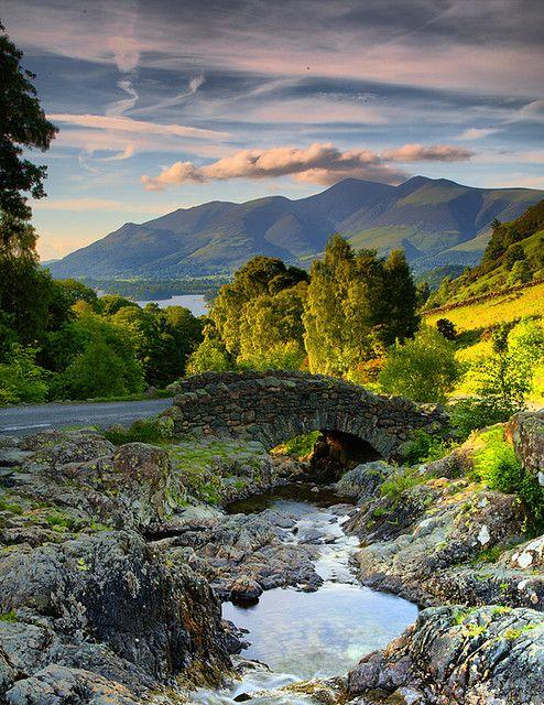 Mariage - Ashness Bridge, Lake District