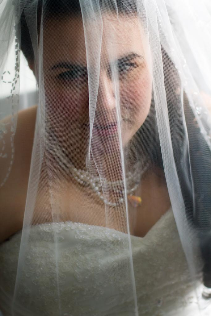 Mariage - Voilée