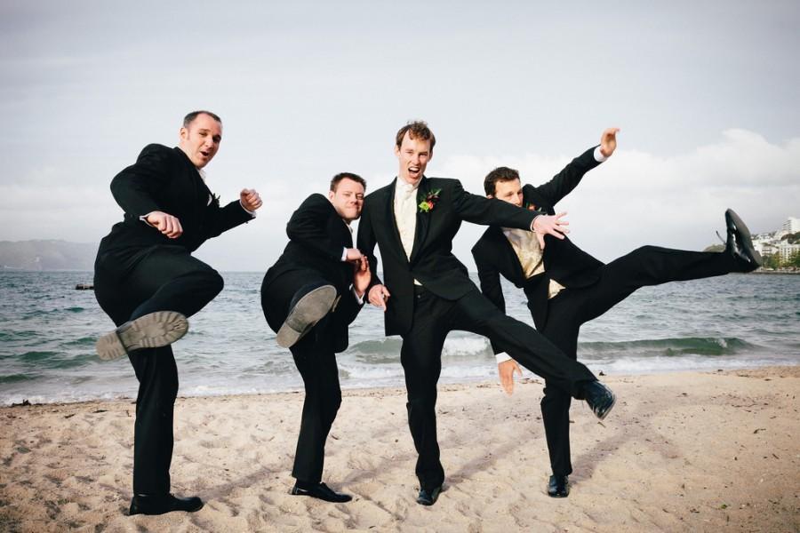 Wedding - Kung Fu Formal