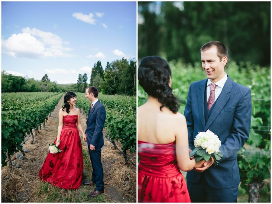 Wedding - Love In The Vines