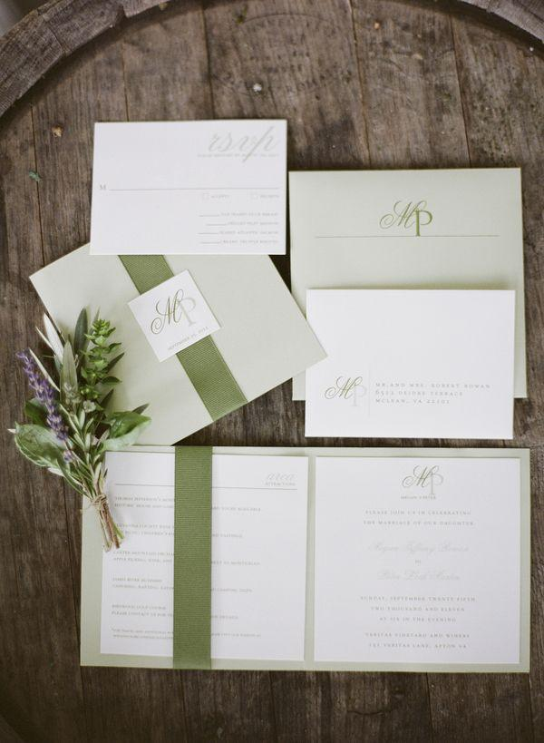 Wedding - Rustic Tuscan Style Southern Wedding