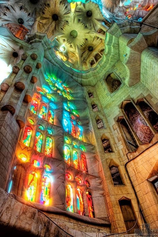 Mariage - Barcelone, Espagne - Sagrada Familia