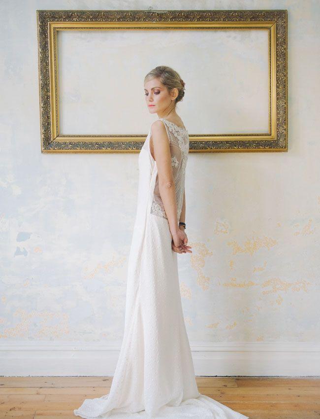 Wedding - Bridal Fashion Inspiration From Spain