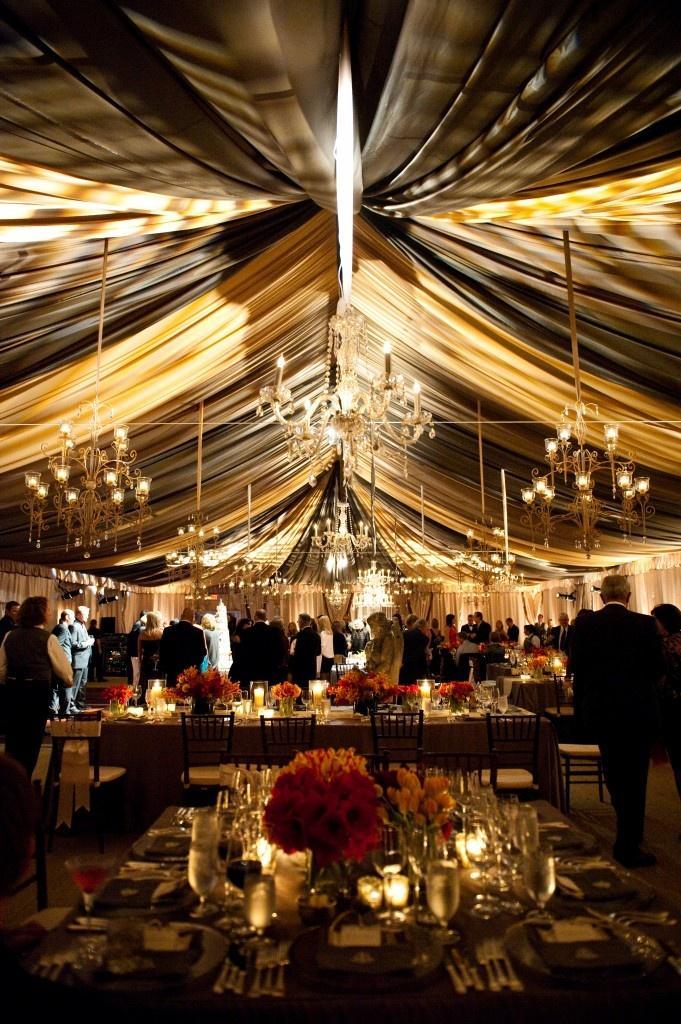 Hochzeit - Colorblock-Zelt