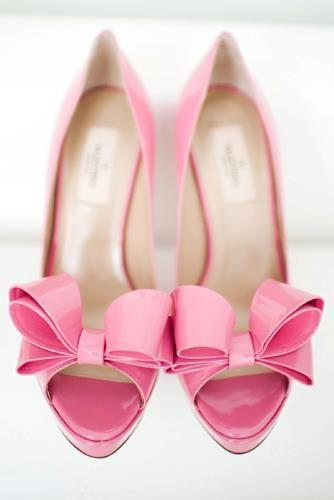 Wedding - Valentino Bows.