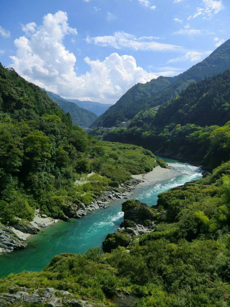 Honeymoon Iya Valley Tokushima Shikoku Japan 2051392